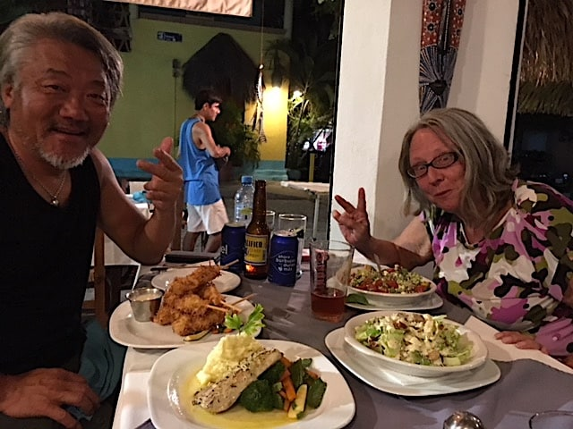 FINE DINING FROM SAYULITA