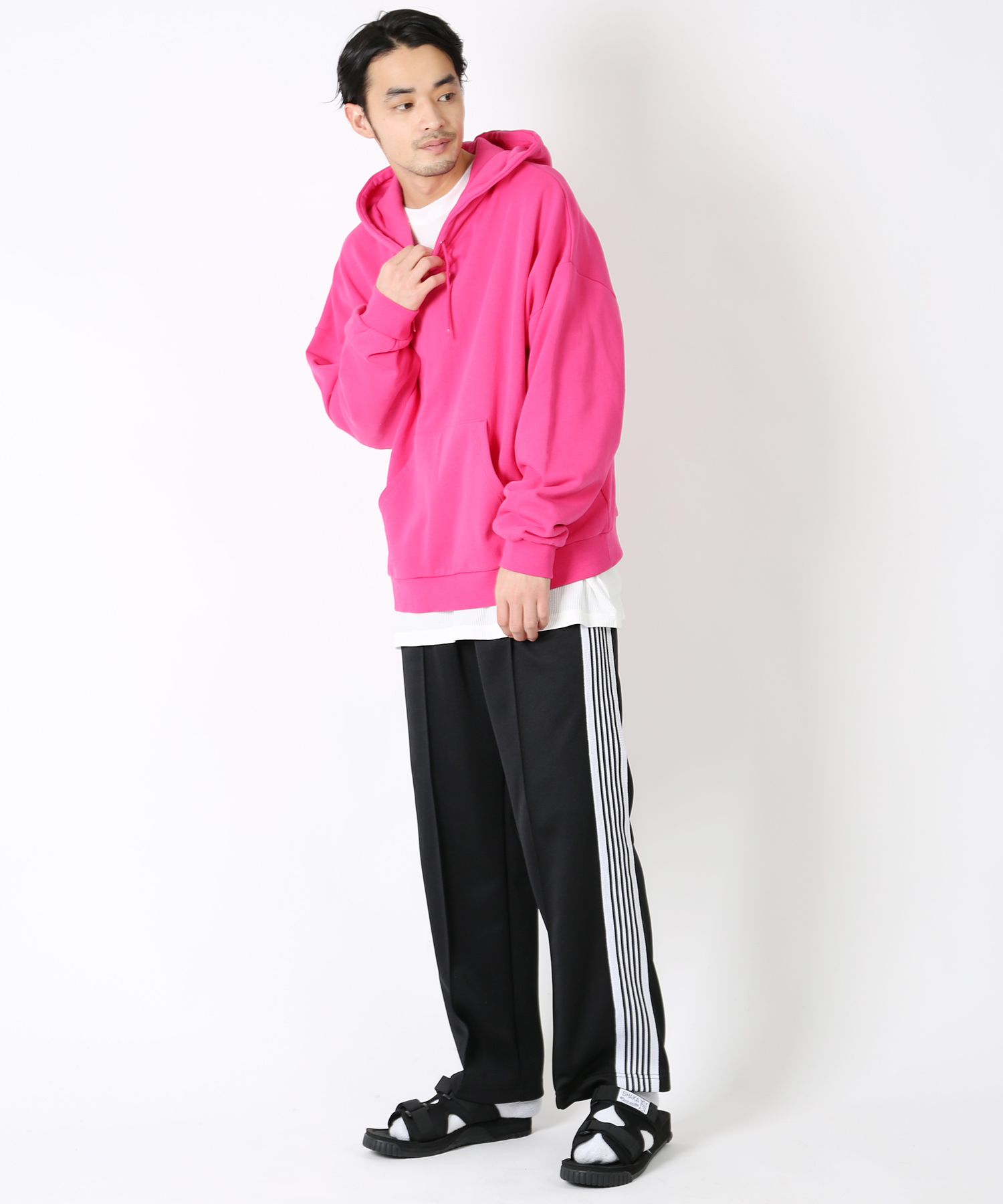 Needles 別注 TRACK PANTS Poly Smooth