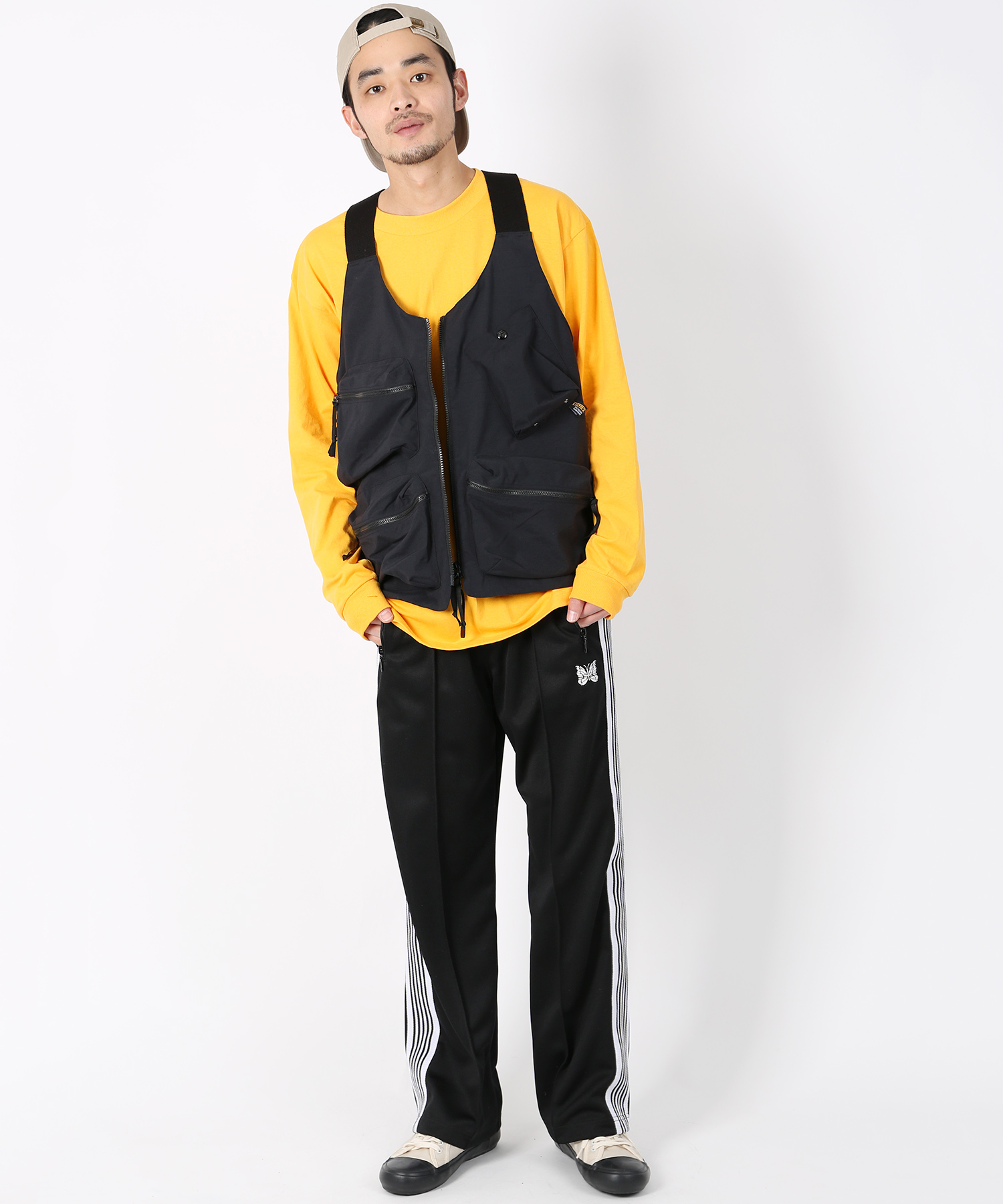 COMFY OUTDOOR GARMENT 別注HUNTISH VEST