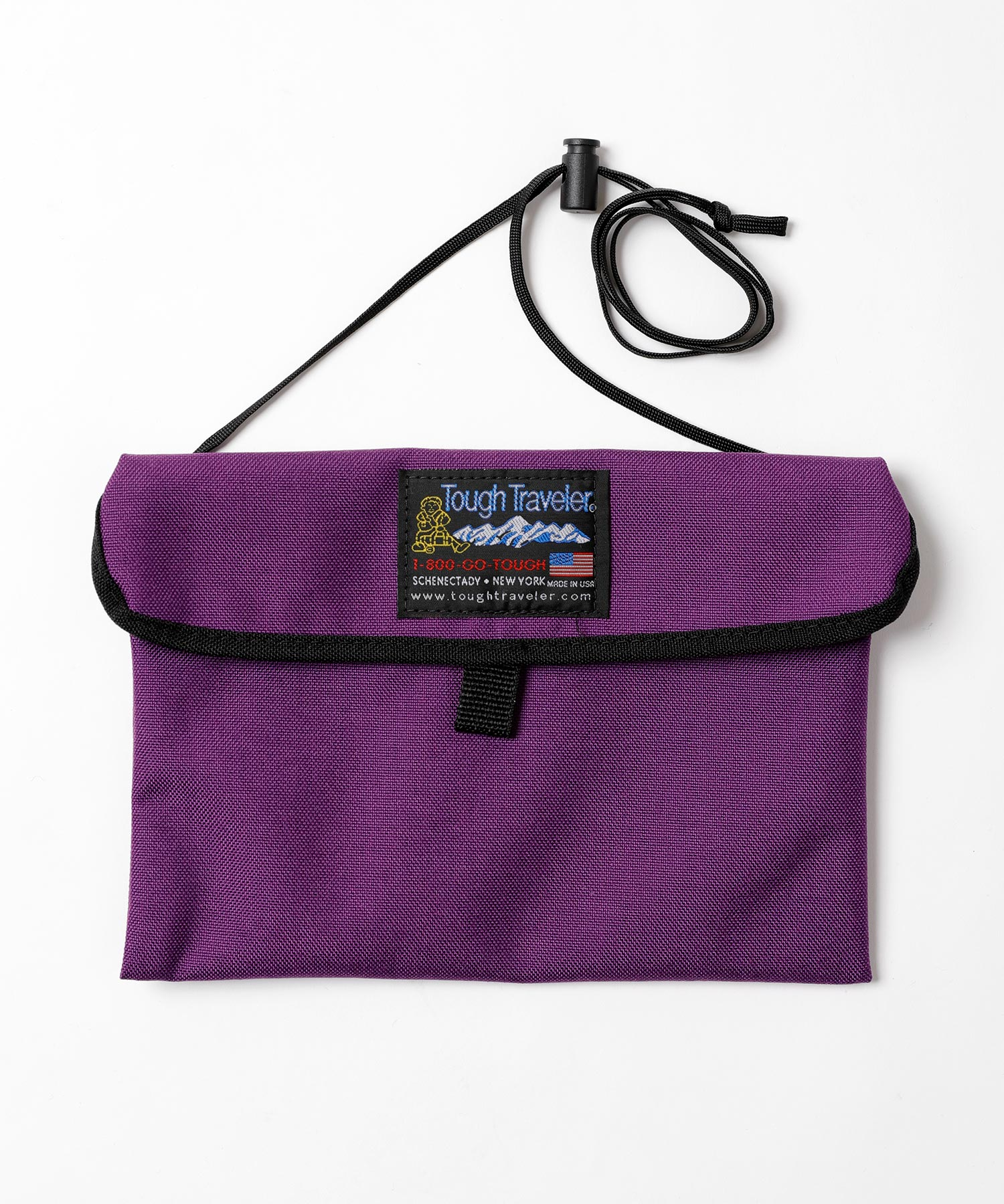 Flap Neck Pouch L/サコッシュバッグ