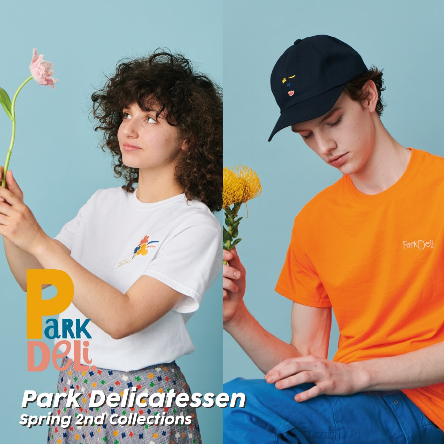 Park Delicatessen for FREAK'S STORE | Spring 2nd Collections