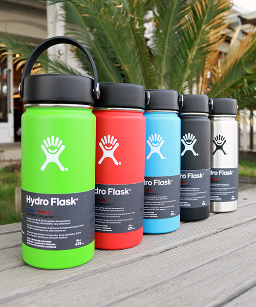 HYDRATION 16oz Wide Mouth / Hydro Flask