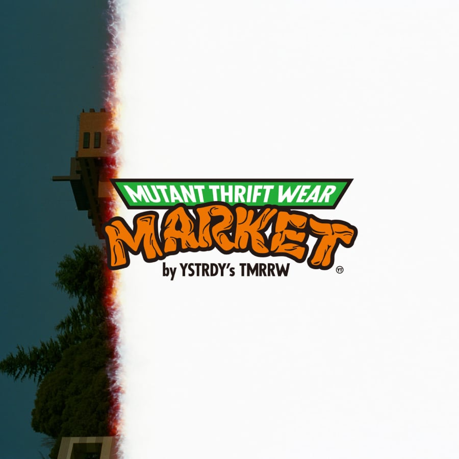 MUTANT THRIFT WEAR MARKET by YSTRDY's TMRRWを開催。