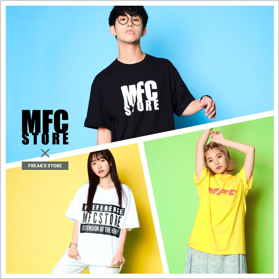 【MFC STORE × FREAK'S STORE】COLLABORATION TEE