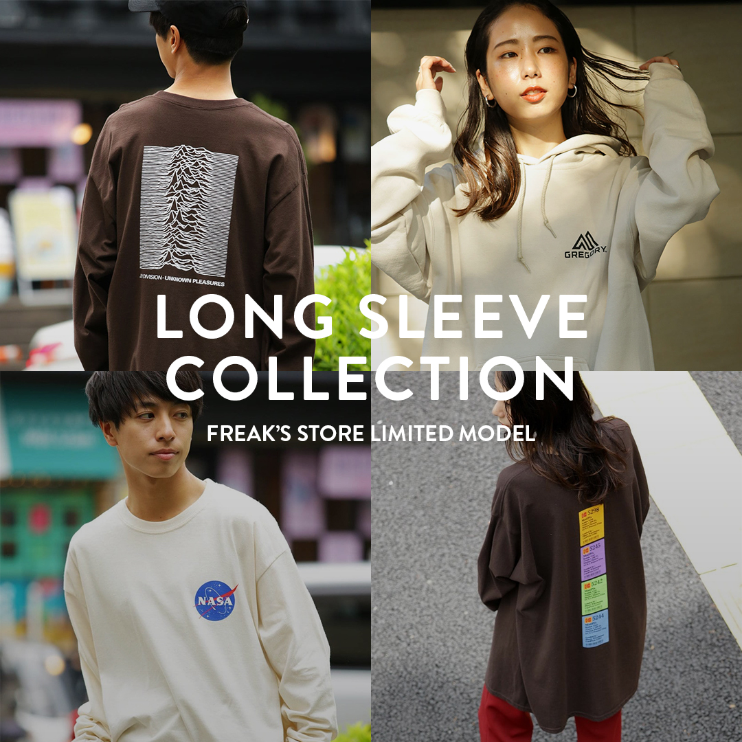 LONG SLEEVE COLLECTION