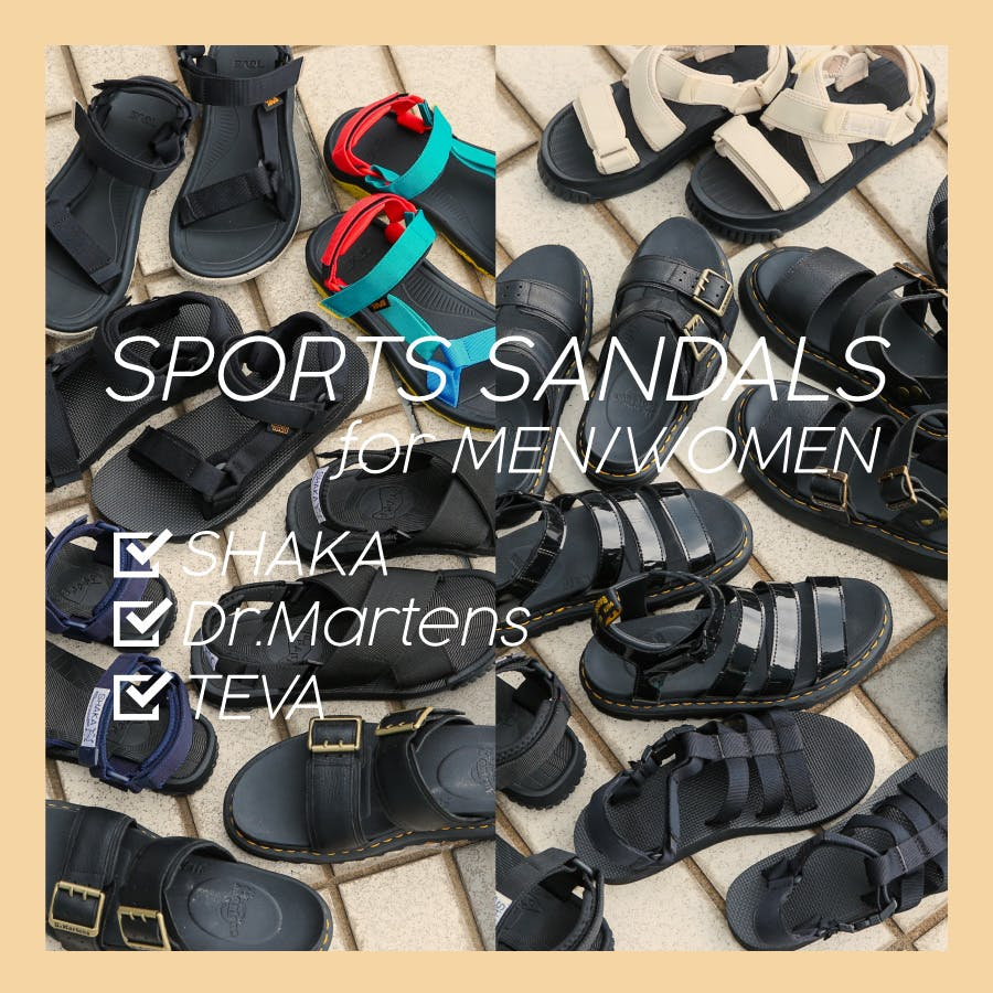 SPORTS SANDALS for MEN / WOMEN