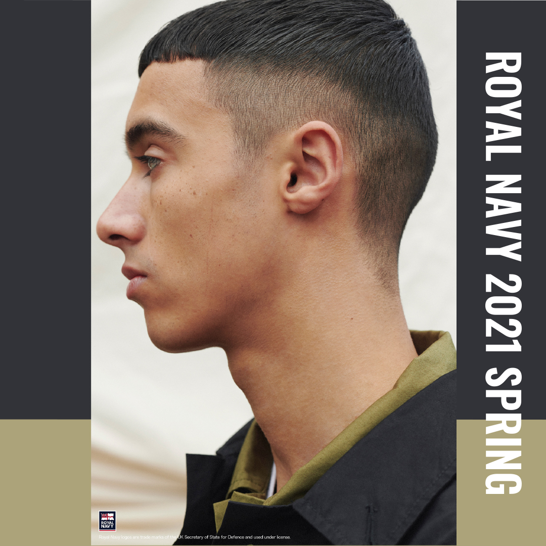 ROYAL NAVY 2021 SPRING
